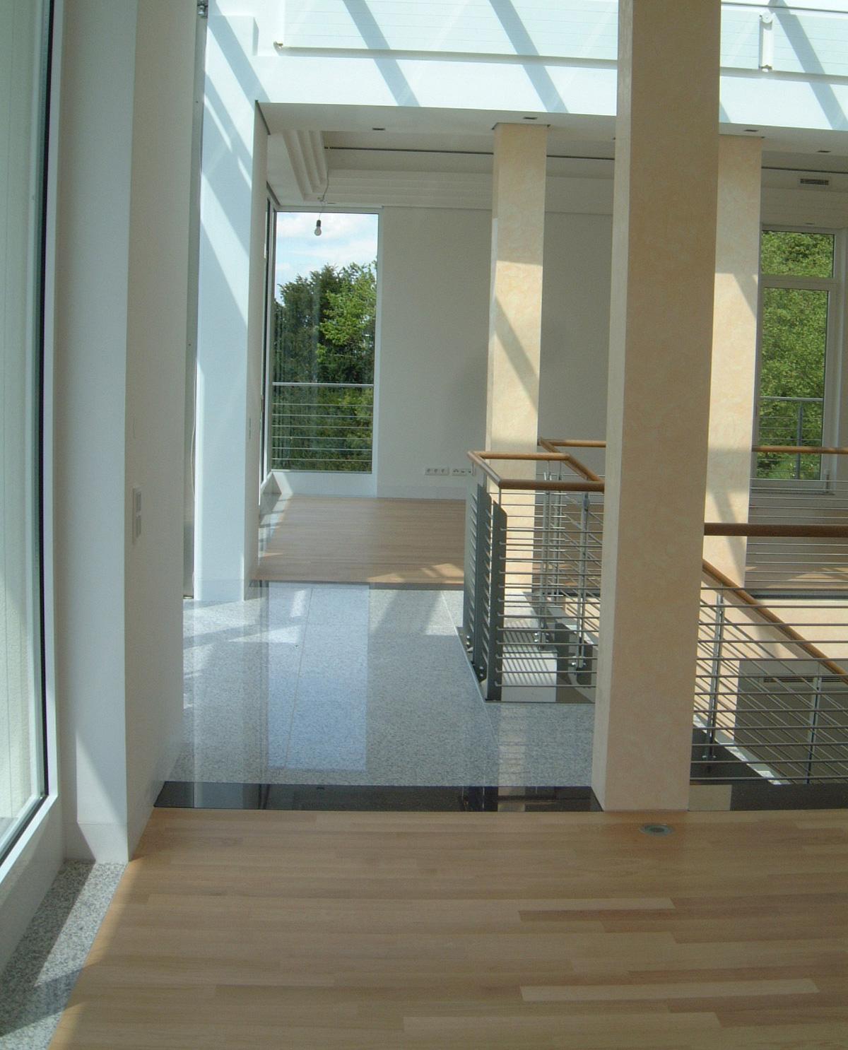stadtvilla weinheim wohnbau mmf architekten architektur. Black Bedroom Furniture Sets. Home Design Ideas