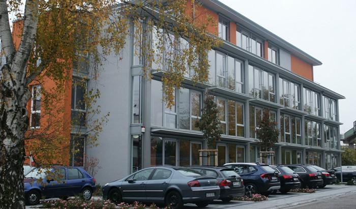 Verwaltungsgebäude